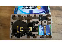 XBox One - Guitar Hero Live - Excellent Condition hardly used still in box