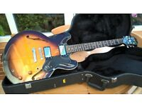 Epiphone/Gibson Dot 335 Vintage Sunburst MIK 2003 SALE/SWAP/TRADE