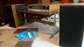 Vintage Ferguson Audio Stereo System 3458