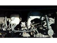 Ford 2.5 di bannana engine only 67k