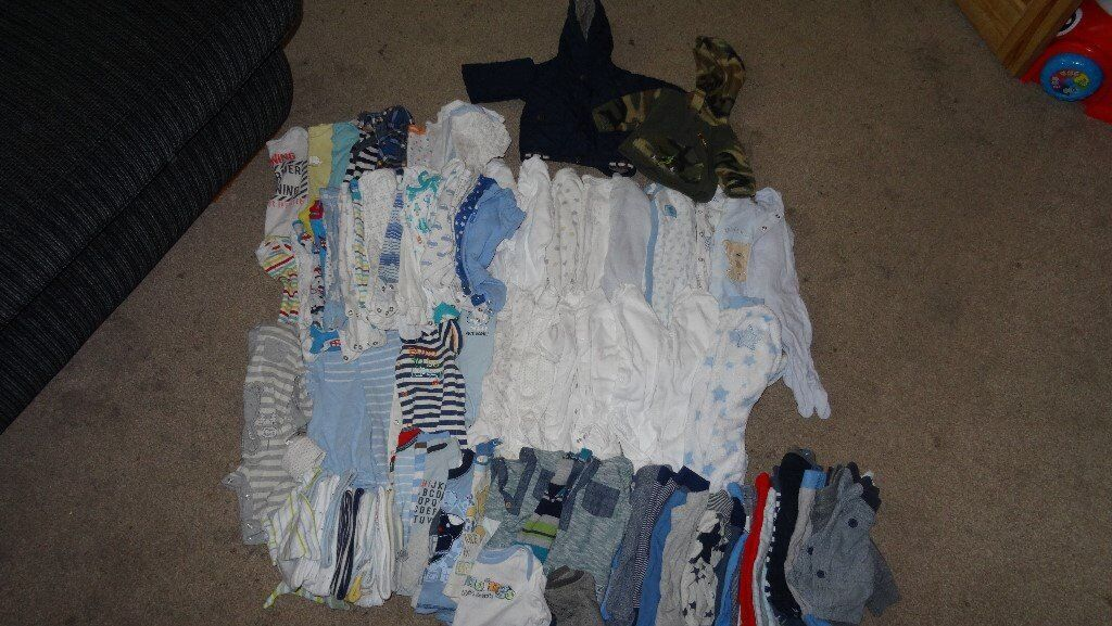 Large bundle 0-3 month clothes **offers**