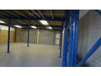 Warehouse Space 1300 Sqft Storage & Distribution
