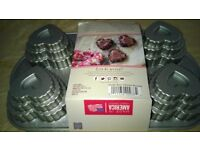 Tiered heart cakelet pan from NORDICWARE