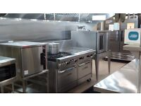 BRAND NEW fully equipped production development test kitchen available for rent
