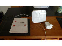 Vodafone sure signal unit - boosts your mobile signal using your broadband