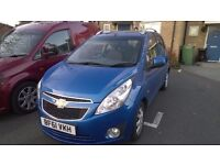 chevrolet spark ls plus genuine 33k miles only £30 for year road tax