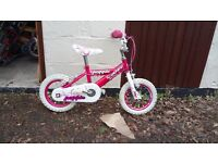 Children's 12 inch bicycle
