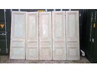 Victorian Doors x 5