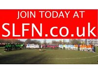 FOOTBALL TEAM LOOKING FOR PLAYERS IN SOUTH LONDON. 4YH