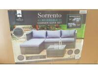 brand new outdoor sofa
