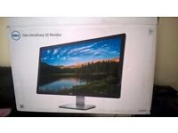 Dell UltraSharp 32 UP3216Q Professional IPS 4K UHD Monitor.