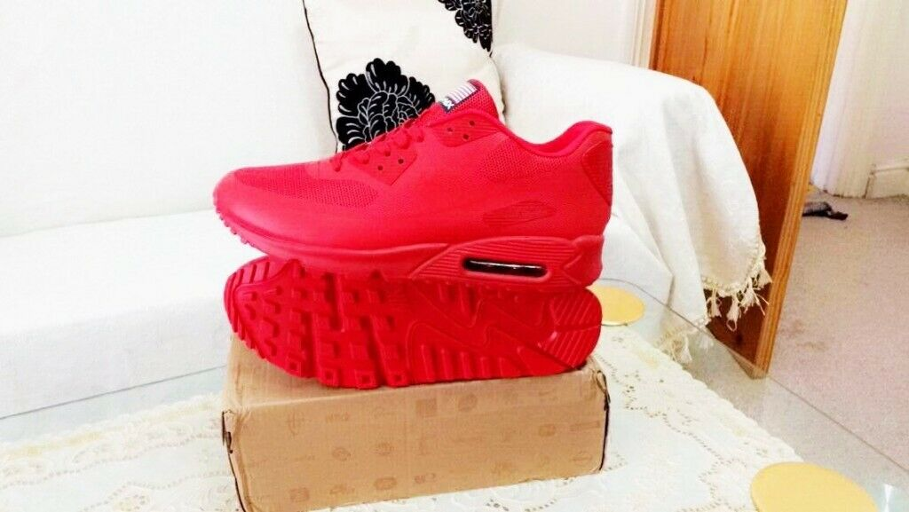 5f1d46c4973 nike air max 90 hyperfuse red independance day all sizes inc delivery  paypal x yeezy