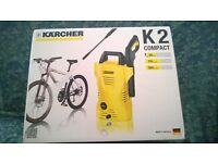 K2 karcher power washer brand new never used