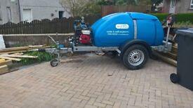 mobile pressure washer
