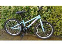 Girls Apollo XC20 bike