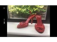 Red Hot Summer Heels