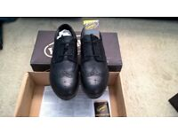 Mens Steel toe cap Brogue Shoes