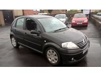 2005 55 REG CITROEN C3 VTR LOW MILES 56000 FROM NEW PX WELCOME