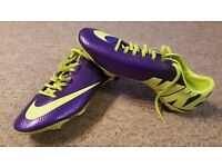 Football boots NIKE uk7 Once used