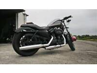 Harley Davidson XL 883R sportster