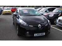 RENAULT CLIO DIESEL HATCHBACK 1.5 dCi 90 ECO Expression+ Energy (black) 2015