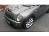 Mini Cooper S 1.6 for sale - available 15/06.