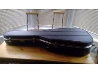 Hiscox LiteFlite Acoustic hard case - lockable