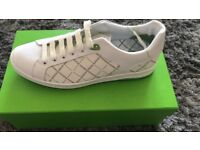 Hugo boss size 9 trainers. Brand new in the box