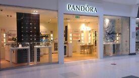 Store Manager - PANDORA Braehead Shopping Centre, Glasgow