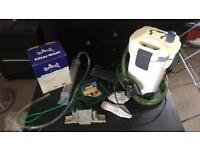 Pound solutions external pump