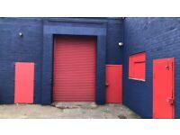 1,617 sqft Workshop/ Storage Unit to Let near West Bromwich
