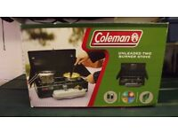 Coleman Unleaded 2 Multi Fuel Burner Stove