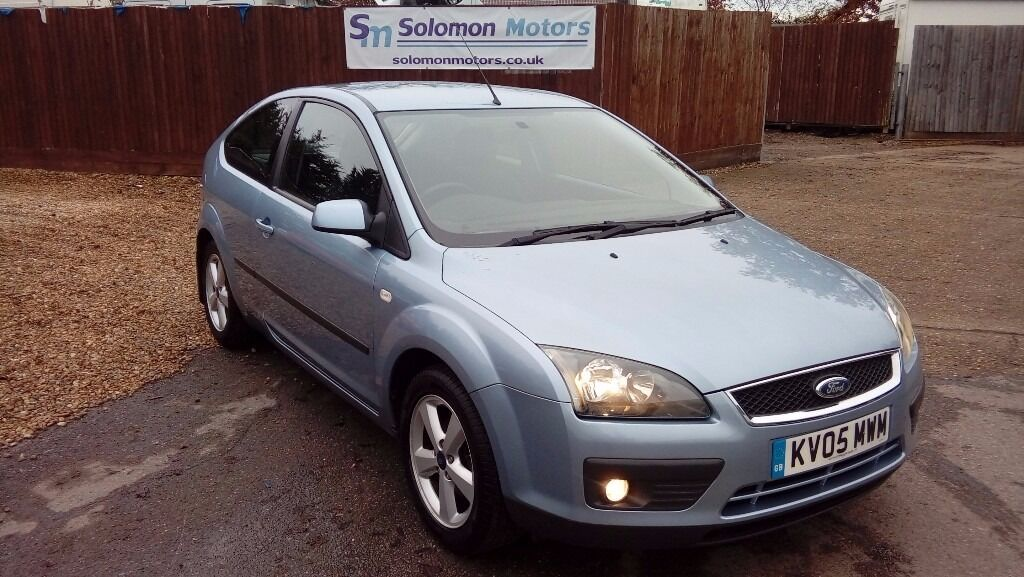LOW MILEAGE FORD FOCUS 1.6 CLIMATE & FULL SERVICE HISTORY