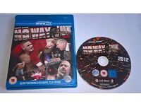 WWE No Way Out 2012 - Wrestling Blu-Ray