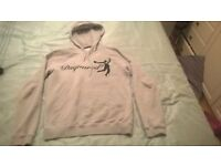 2 x genuine dsquared hoodies