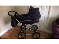 Babystyle Prestige 3 in 1 (Pram, Pushchair & Car Seat)