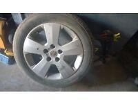 """16""""alloy wheels"""