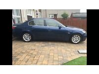 BMW 5 series 530d Auto. Great car. Beautiful to drive.
