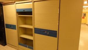 Dasco storage cabinets