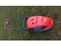 Flymo FGM360 Glidemaster 360 Electric Hover Collect Lawnmower