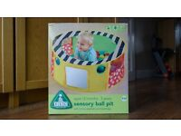 Early Learning Centre Sensory Collapsible Ball Pit For Sale