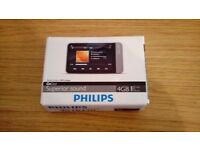 2 Phillips touch screen MP4 & MP3 Player great for kids / children