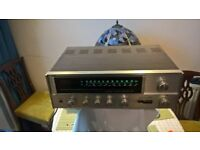 sansui stereo 441 all is working grate condition swet and detailed sound wery good phono stage