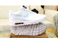 nike air max 90 hyperfuse white independance day all sizes inc delivery paypal xx