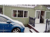 Static caravan for sale on loch lomond. 2 bedroomed