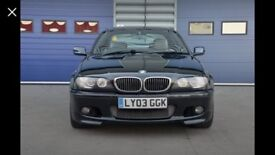 BMW 3 Series 3.0 325Ci M-Sport Coupe 2dr