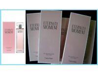 Calvin Klein ETERNITY MOMENT 100ml NEW / SEALED / GENUINE - RRP £68
