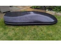 Volvo Roof Box (460 litres)