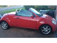 Ford Streetka 1.6 for sale