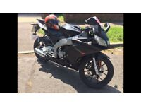 Aprilia RS4 50cc Black 2015